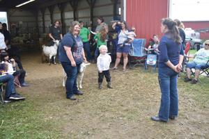 Newcomer, seasoned pro show off at Sparty Fair