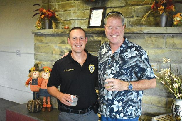 City holds farewell picnic for chief Minch, welcoming for LeGoullon