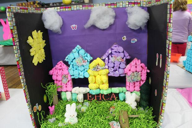 EHCA Peep House The Woodland residents.jpg