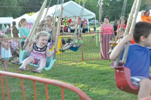 Pleasant times at the Pleasantville Festival