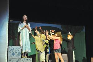 Fairytale favorites to take the stage together, in 'Princess Whatsername'