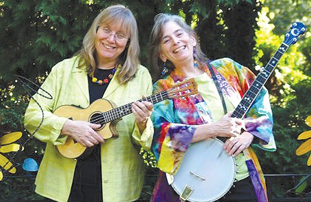 Cathy Fink and Marcy Marxer