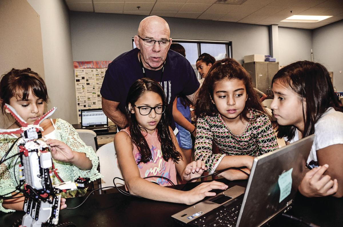 ASK Academy, Boys & Girls Club share programs, spaces