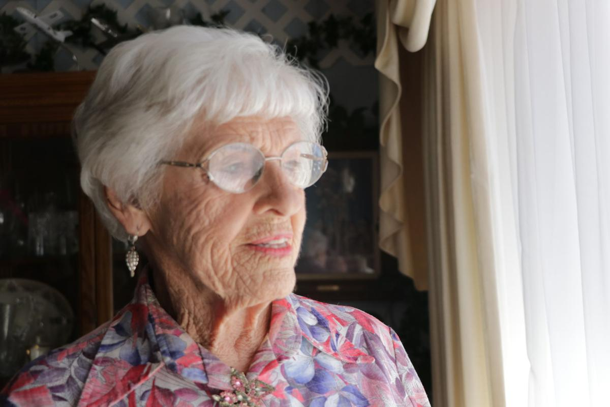 Teaching by example: RR woman recalls century of life
