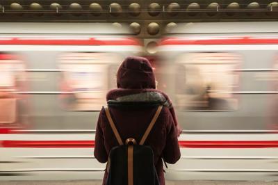 Train Person