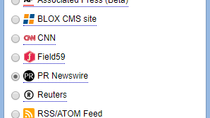 Add the PR Newswire syndication channel, coming soon to the TownNews Content Exchange