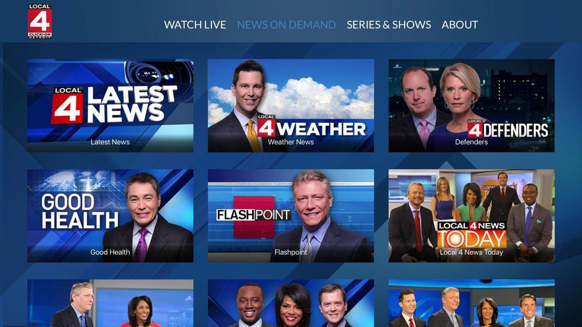 WDIV | Apple TV | News on Demand