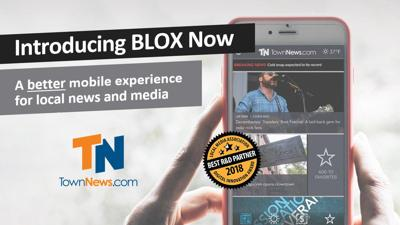 Webinar | Introducing BLOX Now, a better mobile app for local media - June 2018