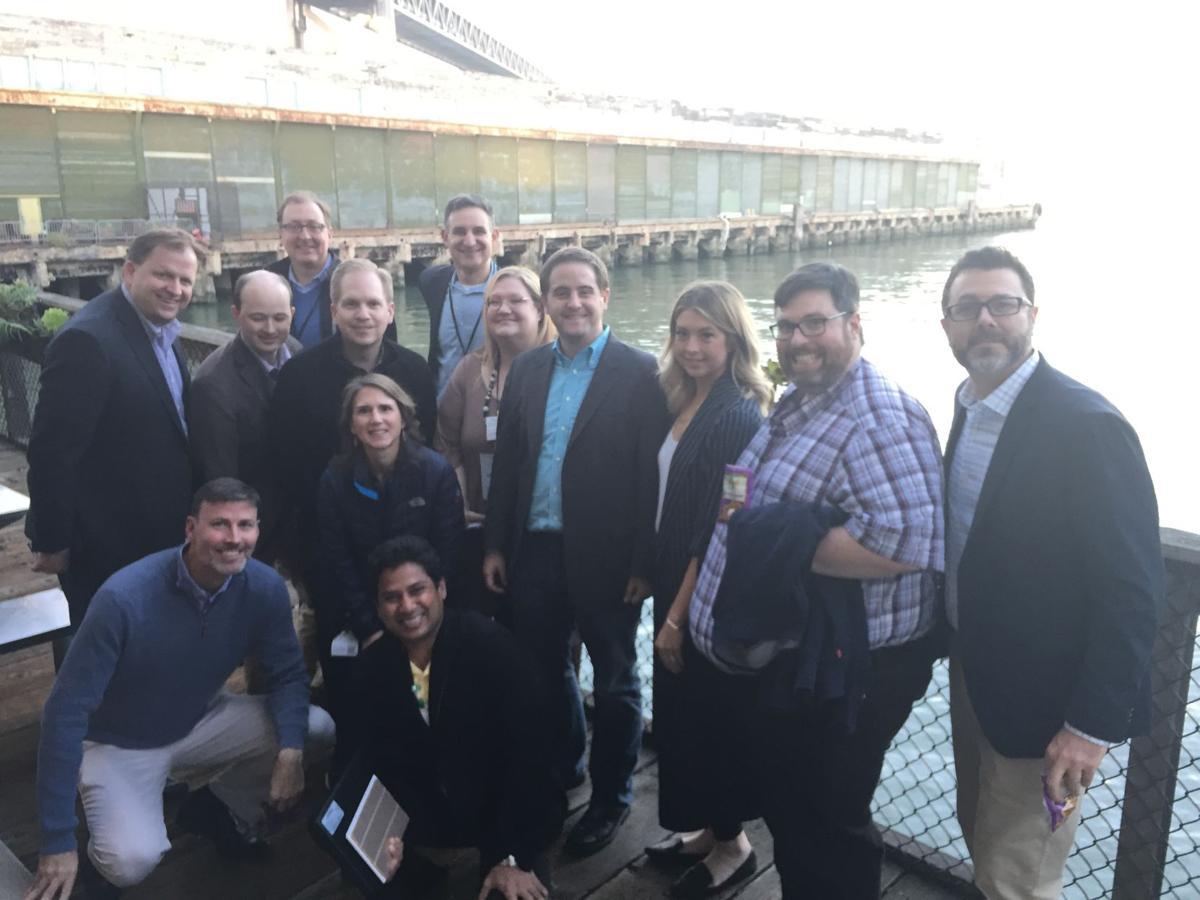 LMA innovation mission members