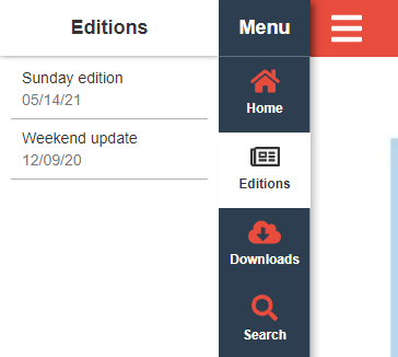 Related editions shown by title and date