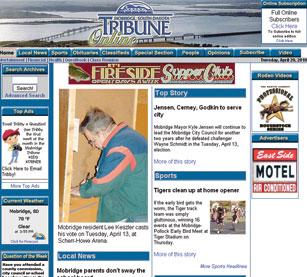 Mobridge Tribune