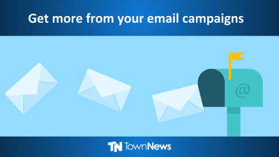 Webinar | Get more from your email campaigns - Dec. 2018