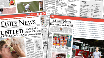 The Bowling Green Daily News slashes expenses, beats deadlines with BLOX Total CMS