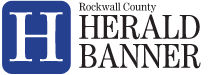 Rockwall Herald Banner