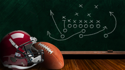 Add to your playbook with these four ideas for great football coverage