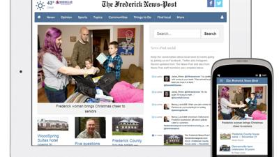 The Frederick News-Post wins big with mobile transformation