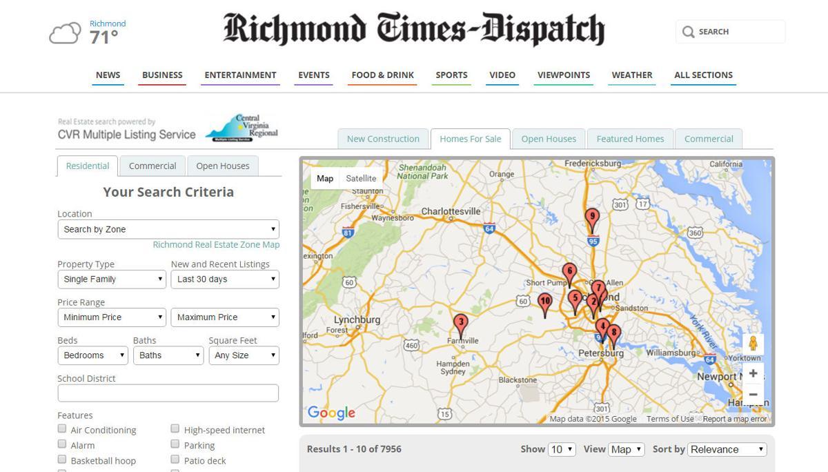 Richmond.com: Homes