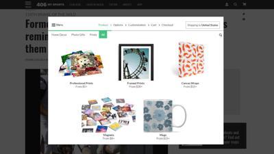 BLOX Photo Sales