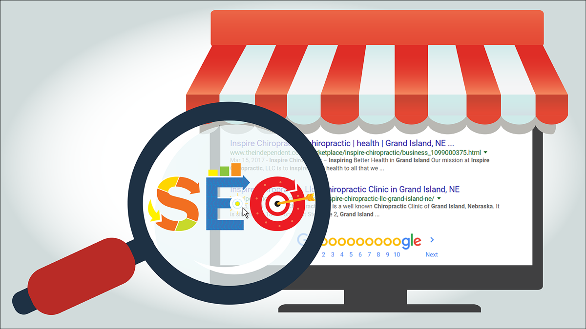SEO boost for Business Directory