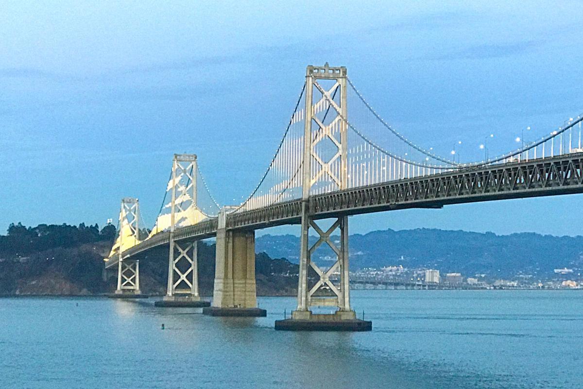 San Fran Bridge view from Google