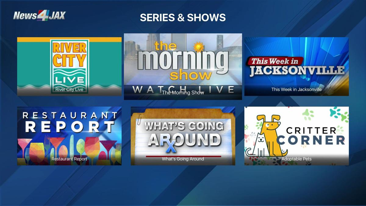 WJXT   Apple TV   Series & Shows