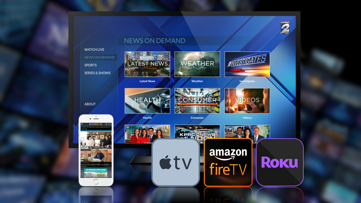 Over-the-Top: Roku, Apple TV, and Amazon Fire TV