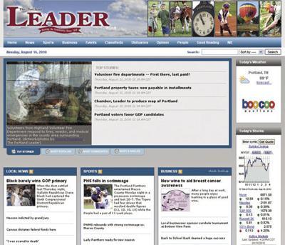 The Portland Leader