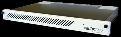 BLOX Total CMS server appliance