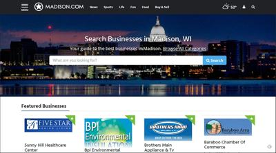 Madison.com: Business Directory