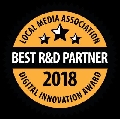 LMA Award 2018: Best R&D Partner