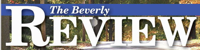 Beverly Review Logo