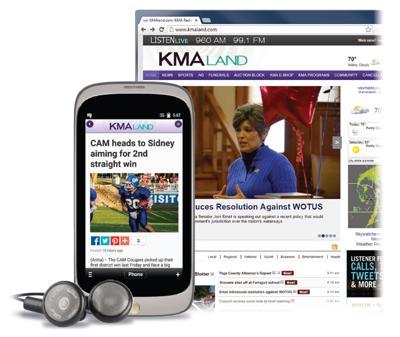 KMA Broadcasting