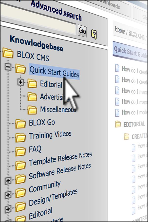 Quick Start Guides