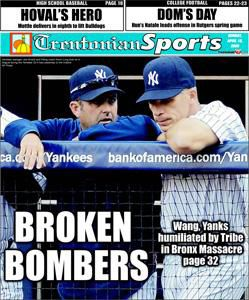 Yankees humiliated in Bronx Massacre