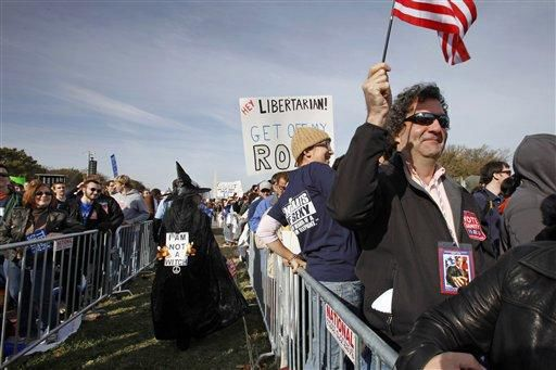 INDECISION 2010 UPDATE: Laughs, activism blending at Stewart-Colbert rally