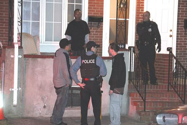 ZIPPED, ZAPPED & SLASHED: Brutal Trenton home invasion leaves one man with a carved up face and another tasered