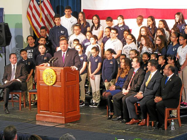 Christie signs 'Dream Act' for tuition equality