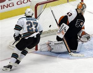 Flyers lose another wild one
