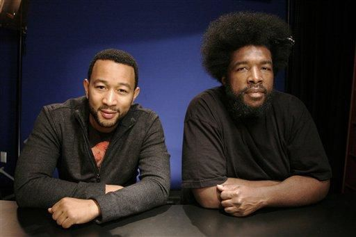 Risky collaboration: Legend & the Roots tackle social change with 'Wake Up' (With Video)