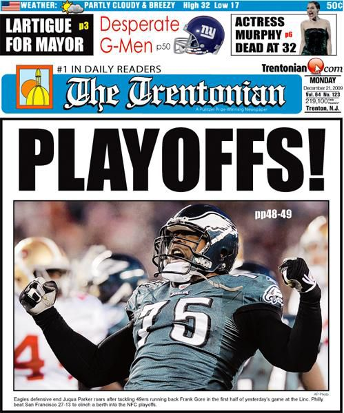 Action Jackson leads Eagles into the playoffs