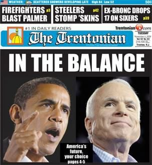 Obama carries lead; McCain vows upset