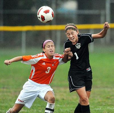 HIGH SCHOOL GIRLS SOCCER: Hamilton holds on against Hopewell Valley
