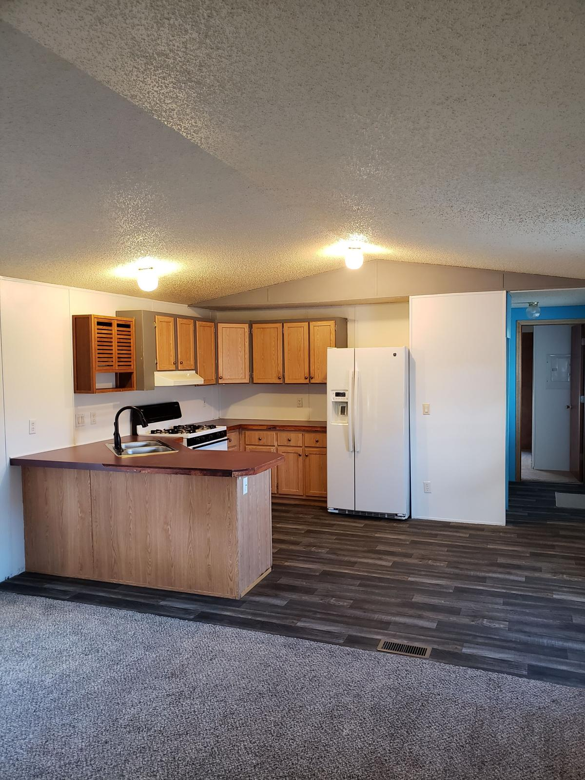 Two Bedroom Two Bath Mobile Home for rent washer dryer pets negotiable image 1