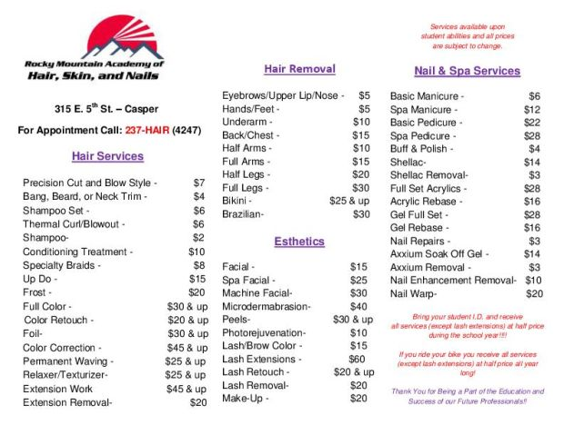 Prices For Prices For Nail Salons Near Me