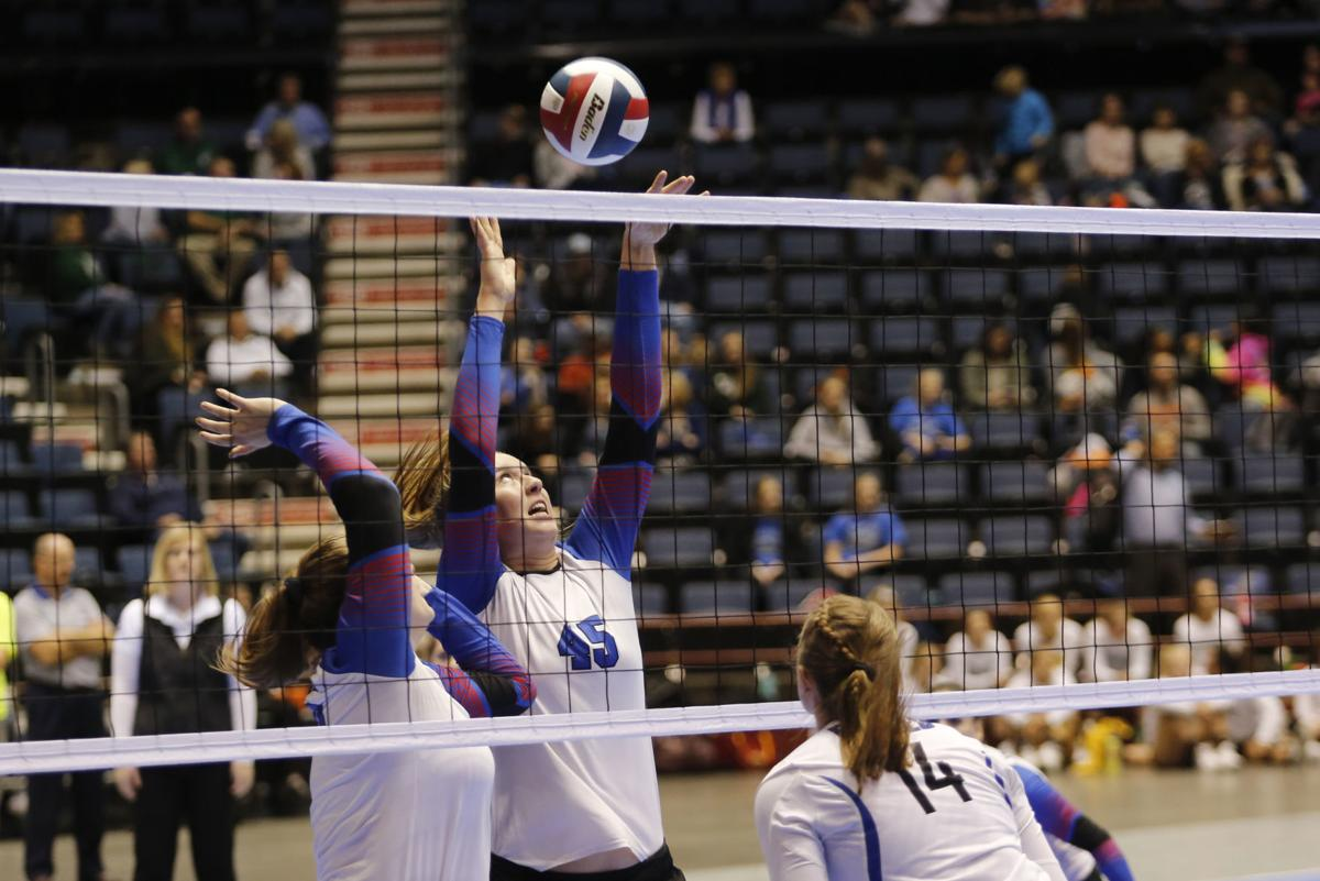 State Volleyball - Friday