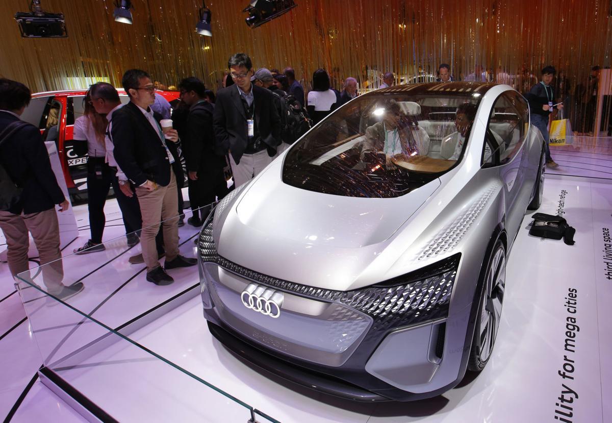 Autonomous Vehicles-Crashes