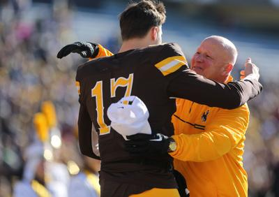 online store e8bd5 3d076 Craig Bohl expects Josh Allen to leave Wyoming after 2017 ...