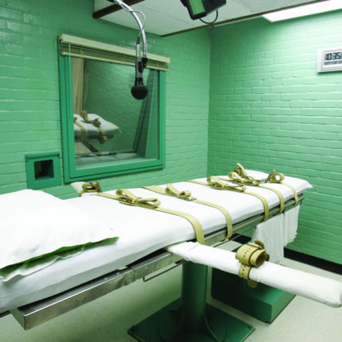 Wyoming Senate defeats death penalty repeal bill   307