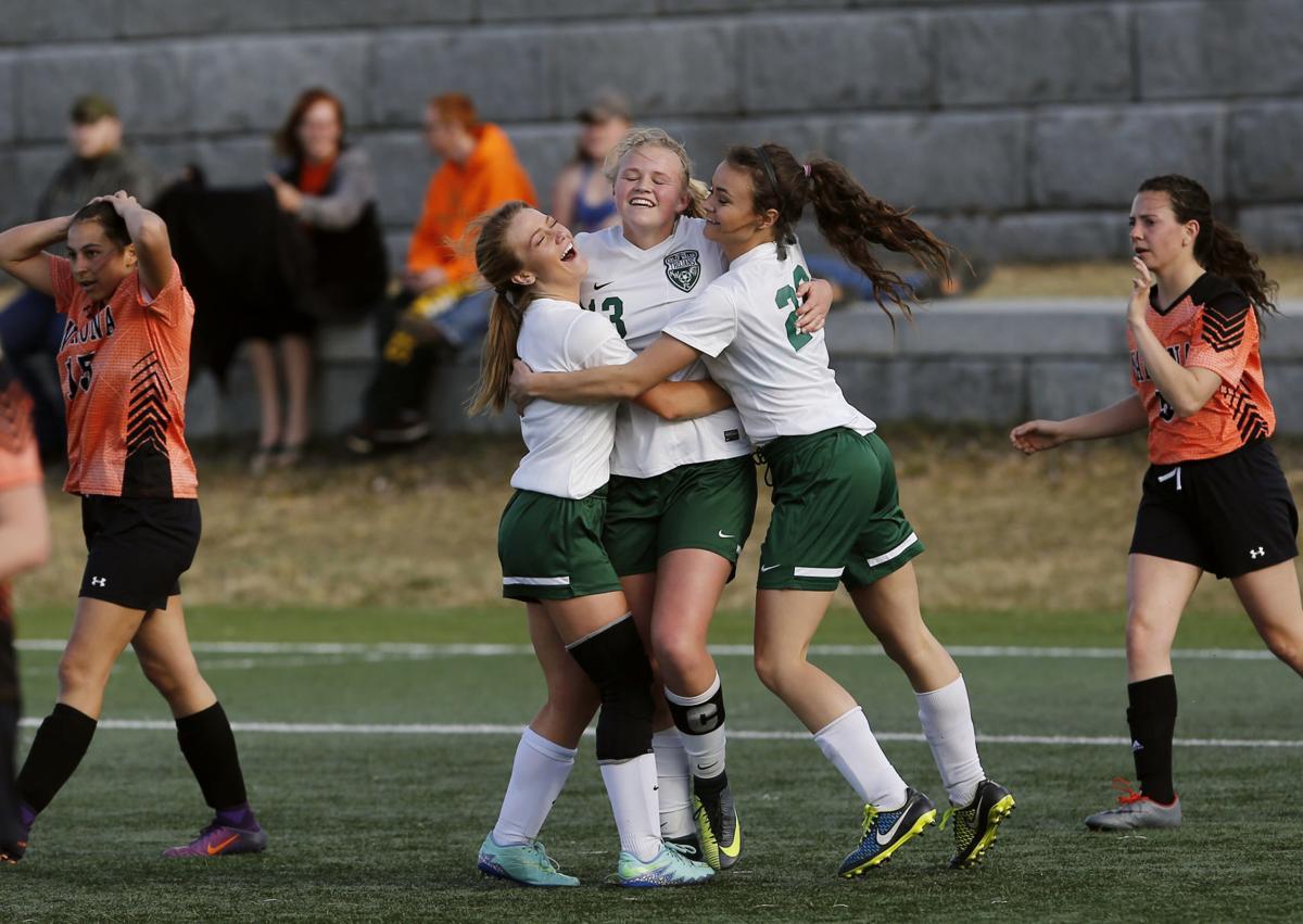 KW vs. NC Girls Soccer