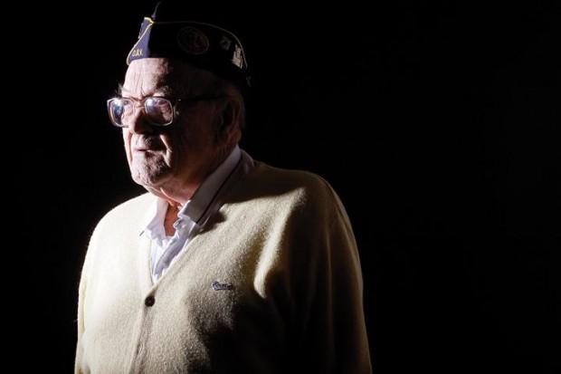 Veteran, military chaplain may get a lift to national World War II memorial